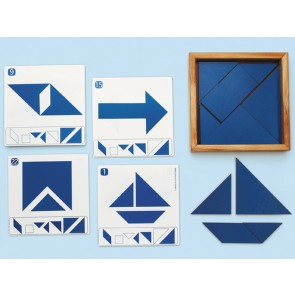 Stepping-Tangram