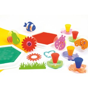 20er Set Fun Stempel