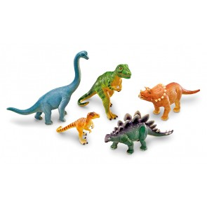 Figuren Set: Dinosaurier