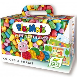 PlayMais® Fun to Learn, Colors & Forms