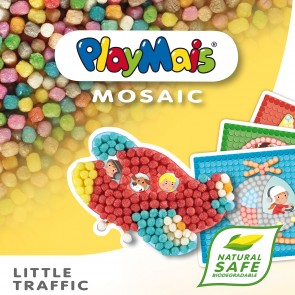PlayMais - Mosaic Little Traffic