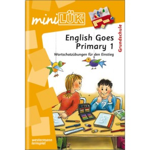 miniLÜK English Goes Primary 1
