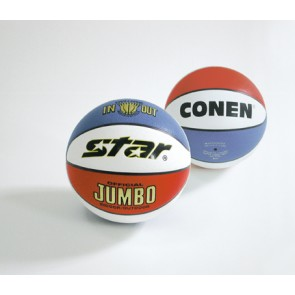 Basketball Jumbo Star Color