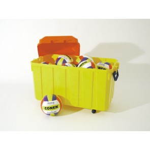 Beachvolleyball Beach Star 8er Set mit Ballbox